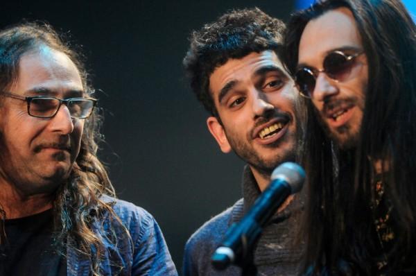 Mandrake y Los Duidas fueron Mejor banda y Álbum del año    Adhoc ©Javier Calvelo