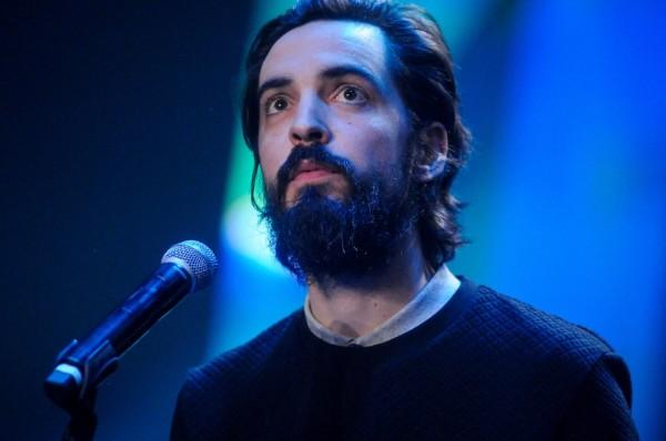 Gonzalo Deniz (Franny Glass) fue premiado como mejor solista masculino    Adhoc Javier Calvelo