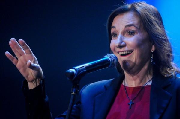 Estela Magnone fue reconocida por su trayectoria    Adhoc Javier Calvelo