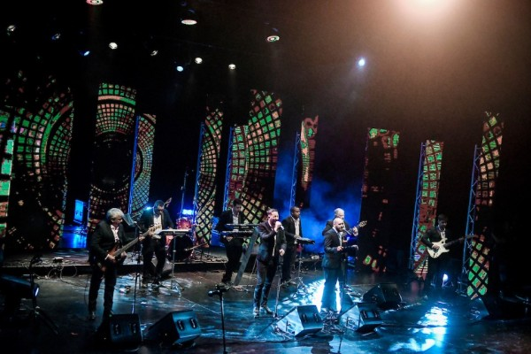 El show de Sonido Caracol.