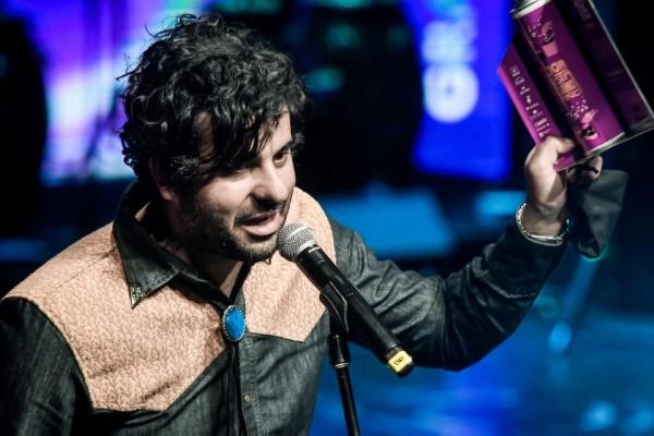 Nicolás Molina ganó en dos categorías: Solista masculino y álbum de rock alternativo.