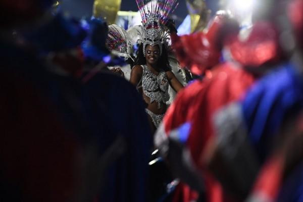 Pablo PORCIUNCULA BRUNE / AFP