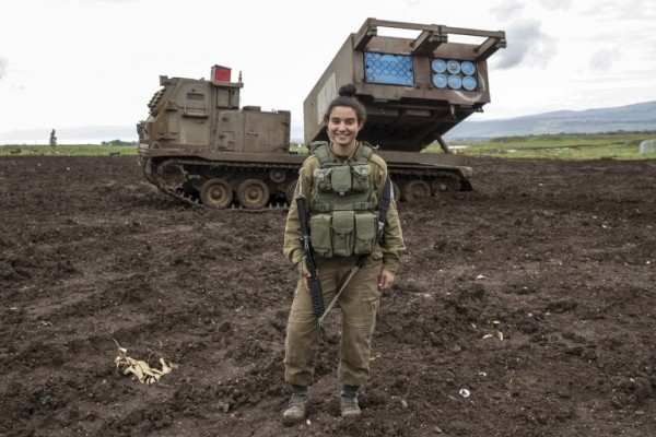 ISRAEL - Amit Malekin, sargento || AFP