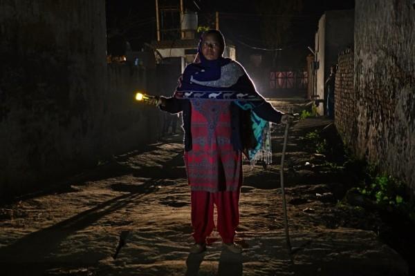 INDIA - Kuldeep KaurIndian, vigilante    AFP