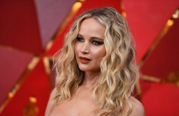 Jennifer Lawrence (AFP)