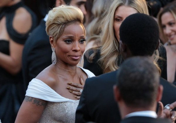 Mary J. Blige (AFP)
