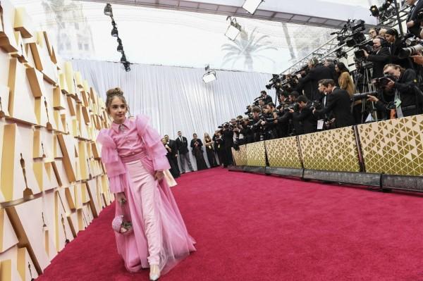 La actriz de 10 años Julia Butters || AFP