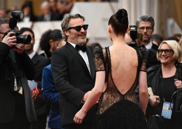 Joaquin Phoenix || AFP