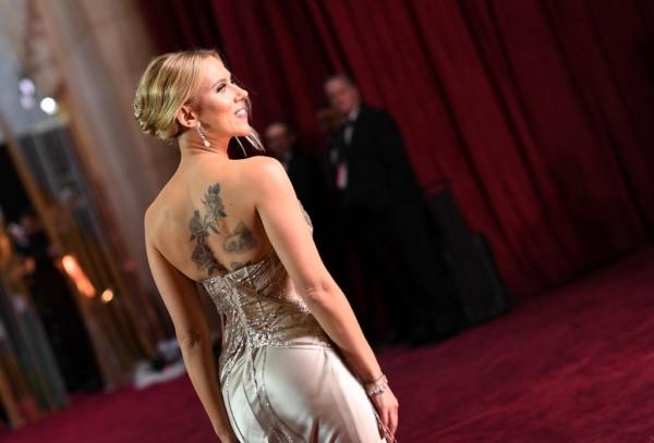 Scarlett Johansson || AFP