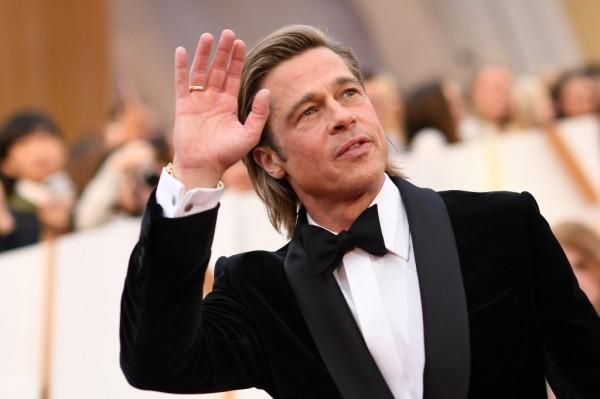 Brad Pitt || AFP