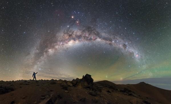 Categoría: Astronomía    Petr Horálek - Royal Society