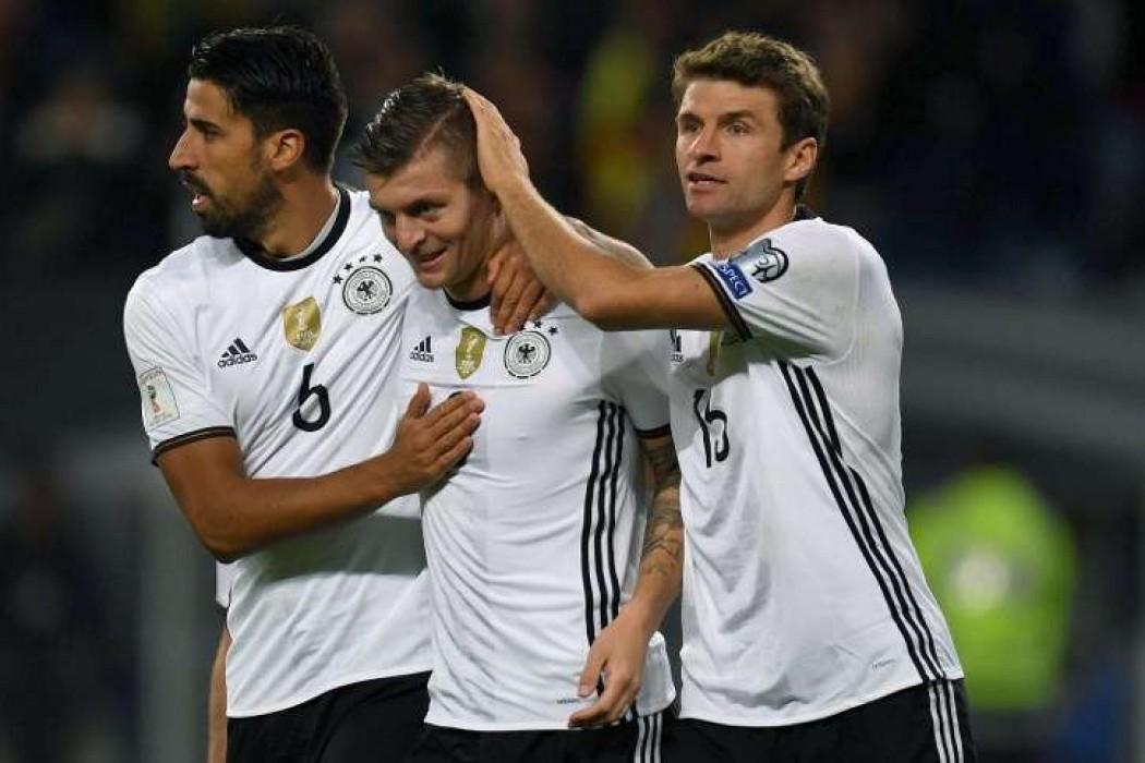 Alemania continúa líder del ránking FIFA; Uruguay está 17° — 180 | Del Sol 99.5 en el Mundial Rusia 2018