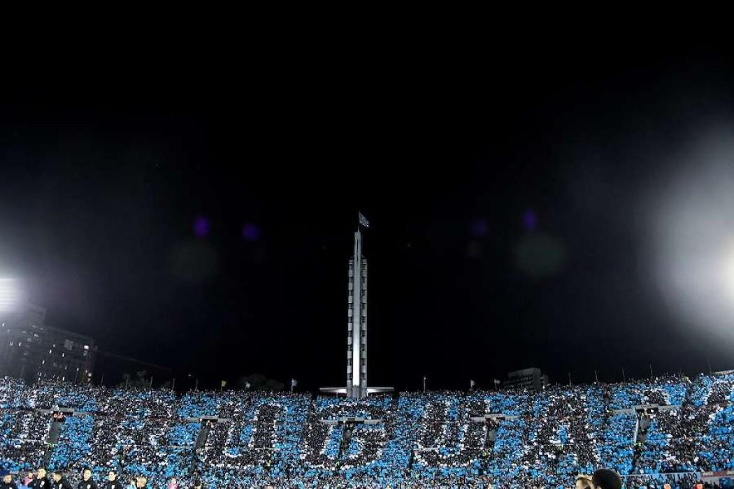 Las mejores fotos de la despedida de Uruguay — 180 | Del Sol 99.5 en el Mundial Rusia 2018