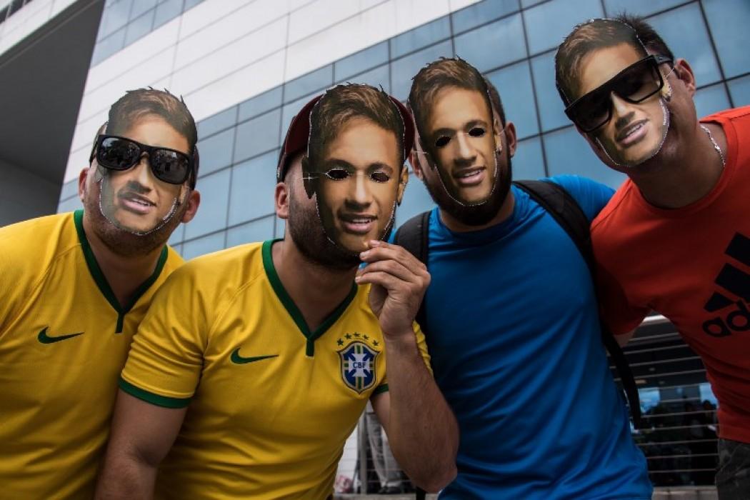 """Brasil pide a sus hinchas que eviten """"demostraciones de afecto"""" en Rusia — 180   Del Sol 99.5 en el Mundial Rusia 2018"""