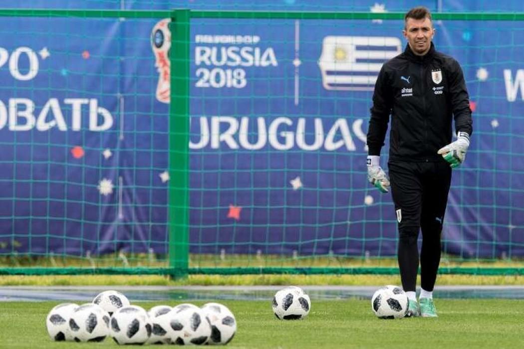 Galería del segundo día de entrenamiento de Uruguay — 180 | Del Sol 99.5 en el Mundial Rusia 2018