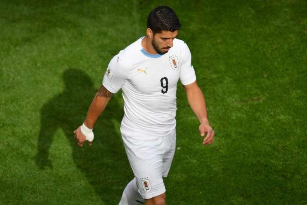 Este miércoles Suárez cumplirá 100 partidos con Uruguay — Noticias | Del Sol 99.5 en el Mundial Rusia 2018