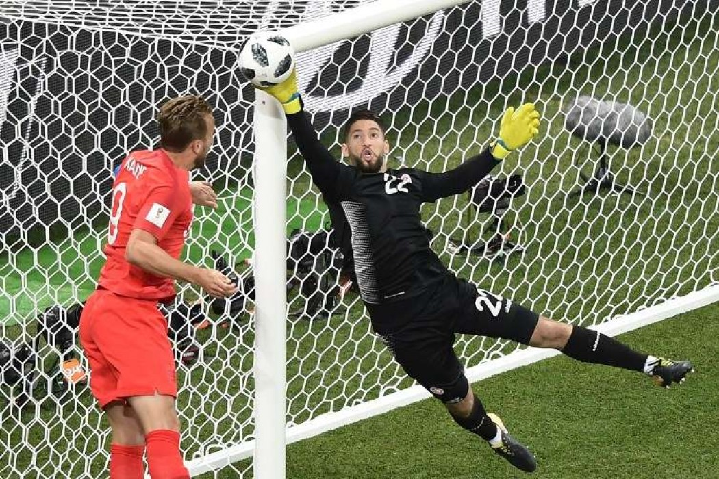 Agónica victoria de Inglaterra ante Túnez tuvo más audiencia que la boda real — Noticias | Del Sol 99.5 en el Mundial Rusia 2018