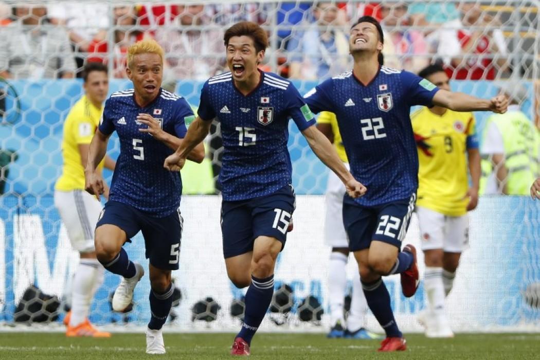 Colombia perdió ante Japón en el debut — Noticias | Del Sol 99.5 en el Mundial Rusia 2018