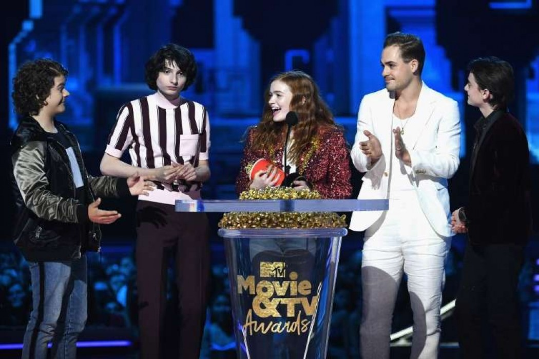 """Black Panther"" y ""Stranger Things"" arrasan en los MTV Movie and TV Awards — 180.com.uy 
