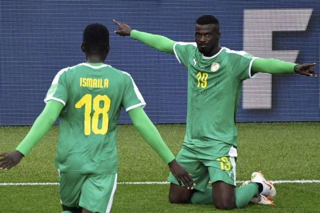 Senegal le da el primer triunfo a África en Rusia 2018 — Noticias | Del Sol 99.5 en el Mundial Rusia 2018