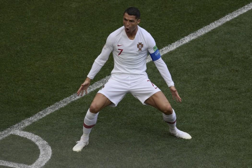 Portugal ganó con otro gol de Cristiano — Noticias | Del Sol 99.5 en el Mundial Rusia 2018