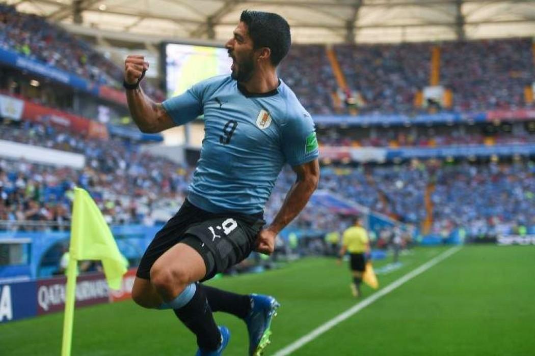 Uruguay le ganó a Arabia y clasificó a octavos — Noticias | Del Sol 99.5 en el Mundial Rusia 2018