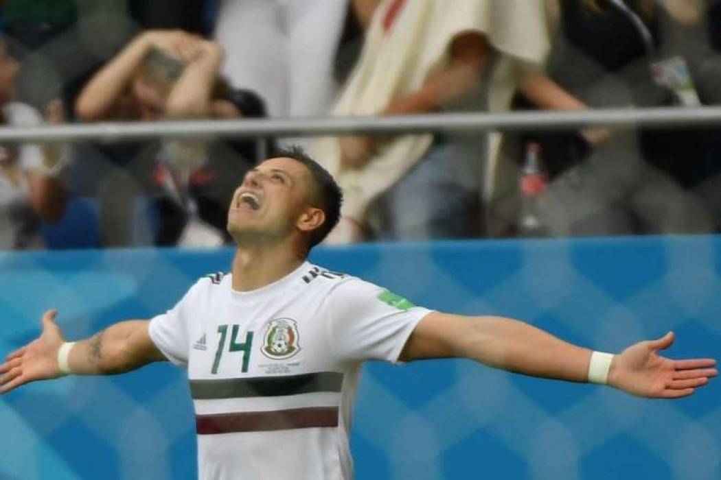México más cerca de Octavos tras ganarle a Corea — Noticias | Del Sol 99.5 en el Mundial Rusia 2018