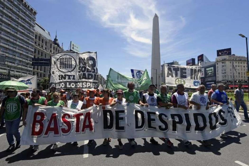 Sindicatos paralizan Argentina en contra de ajuste y del FMI — 180.com.uy | Del Sol 99.5 en el Mundial Rusia 2018