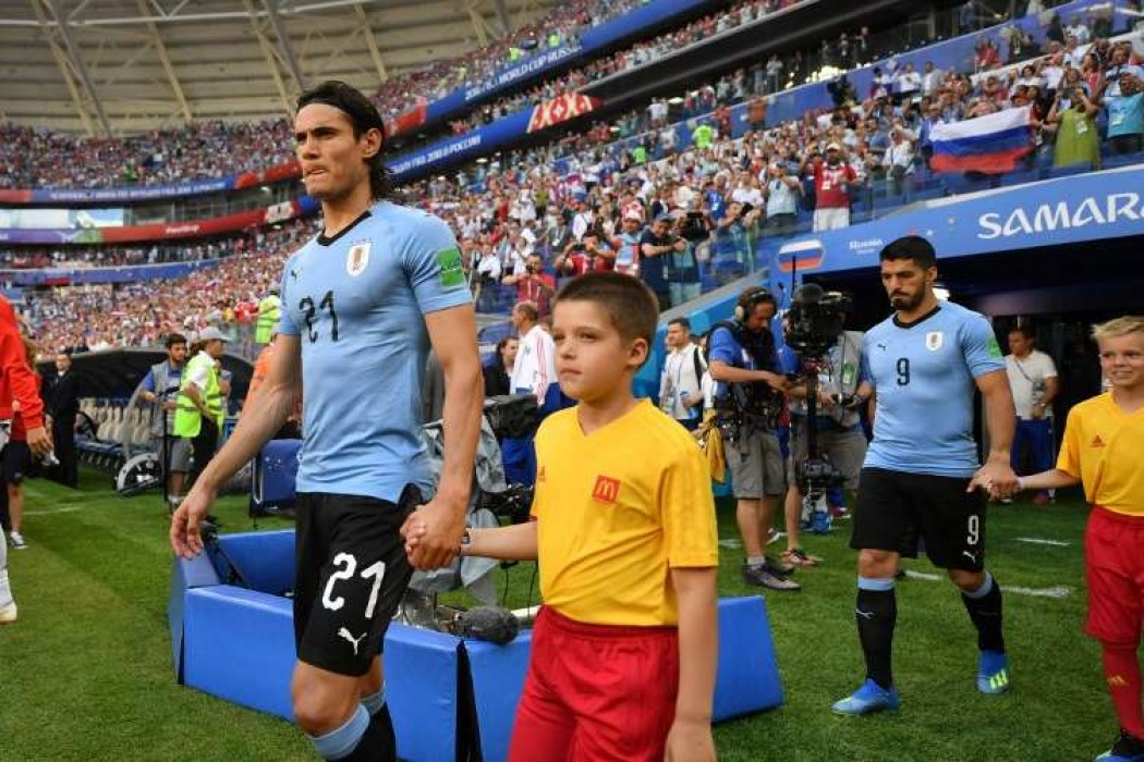 Uruguay jugará por octavos el sábado a las 15:00 — Noticias | Del Sol 99.5 en el Mundial Rusia 2018