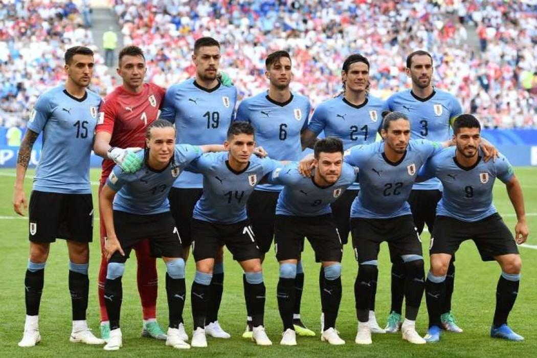 Uruguay enfrentará a Portugal el sábado a las 15:00 — 180.com.uy | Del Sol 99.5 en el Mundial Rusia 2018