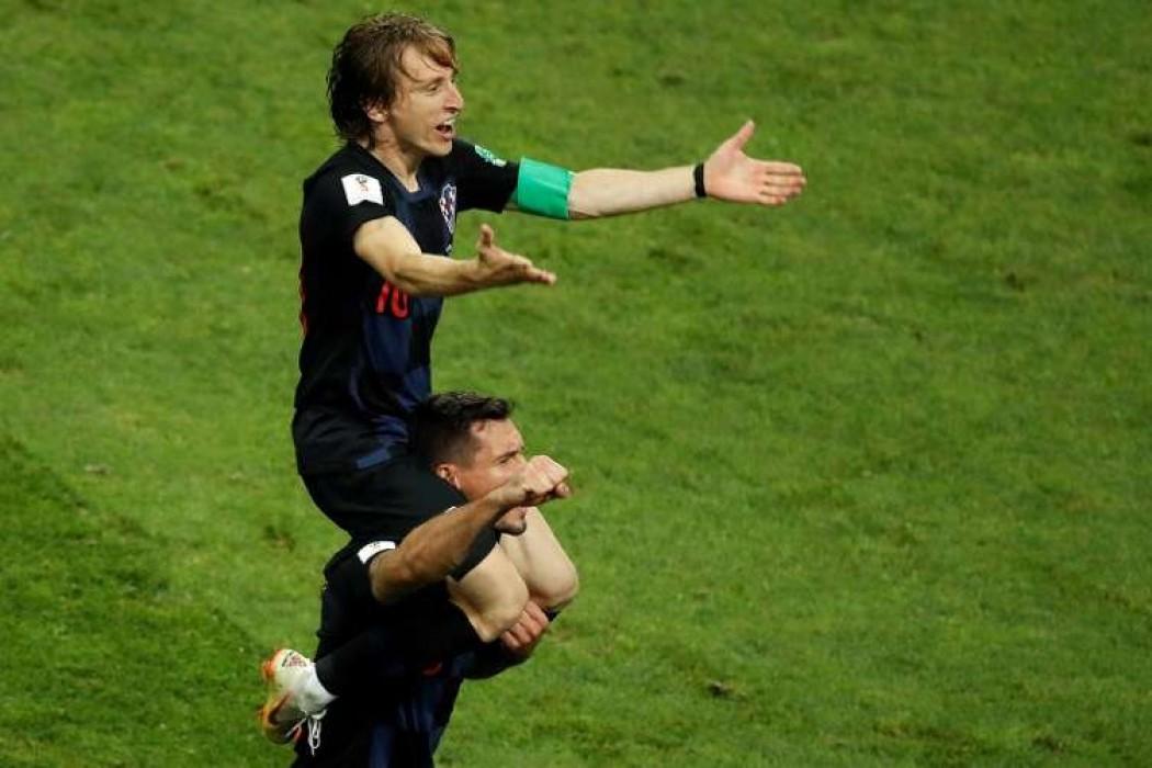 Croacia elimina a Rusia y jugará con Inglaterra — Noticias | Del Sol 99.5 en el Mundial Rusia 2018