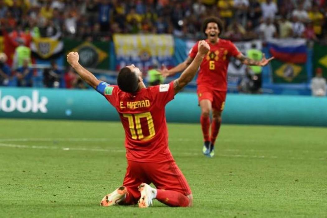 La generación dorada del fútbol belga, todo menos fruto del azar — Noticias | Del Sol 99.5 en el Mundial Rusia 2018