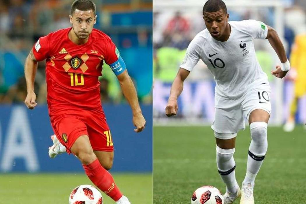 Francia y Bélgica abren las semifinales del Mundial  — Noticias | Del Sol 99.5 en el Mundial Rusia 2018