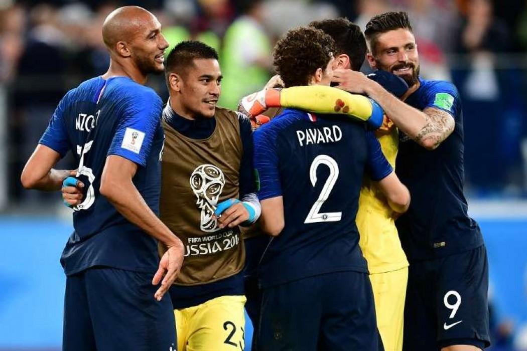 Francia es finalista del Mundial tras vencer a Bélgica — Noticias | Del Sol 99.5 en el Mundial Rusia 2018