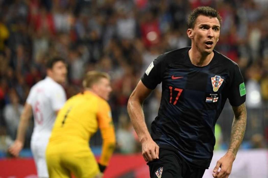 Croacia le ganó a Inglaterra y jugará su primera final de un Mundial — Noticias | Del Sol 99.5 en el Mundial Rusia 2018
