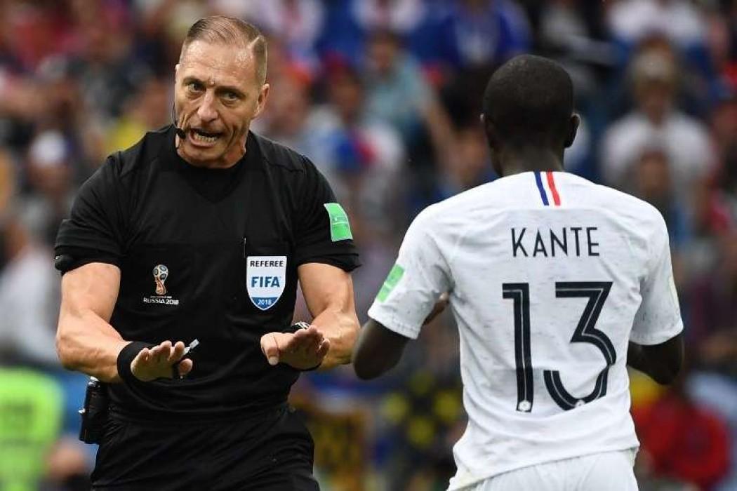 El argentino Pitana arbitrará la final entre Francia y Croacia — Noticias | Del Sol 99.5 en el Mundial Rusia 2018