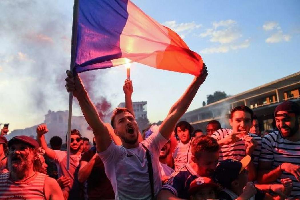 Francia sueña con vivir un gran día — Noticias | Del Sol 99.5 en el Mundial Rusia 2018
