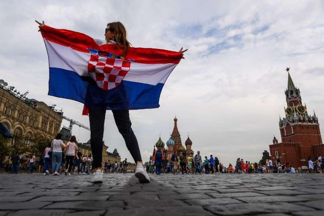 Alegría y esperanza en Croacia ante una histórica final  — Noticias | Del Sol 99.5 en el Mundial Rusia 2018