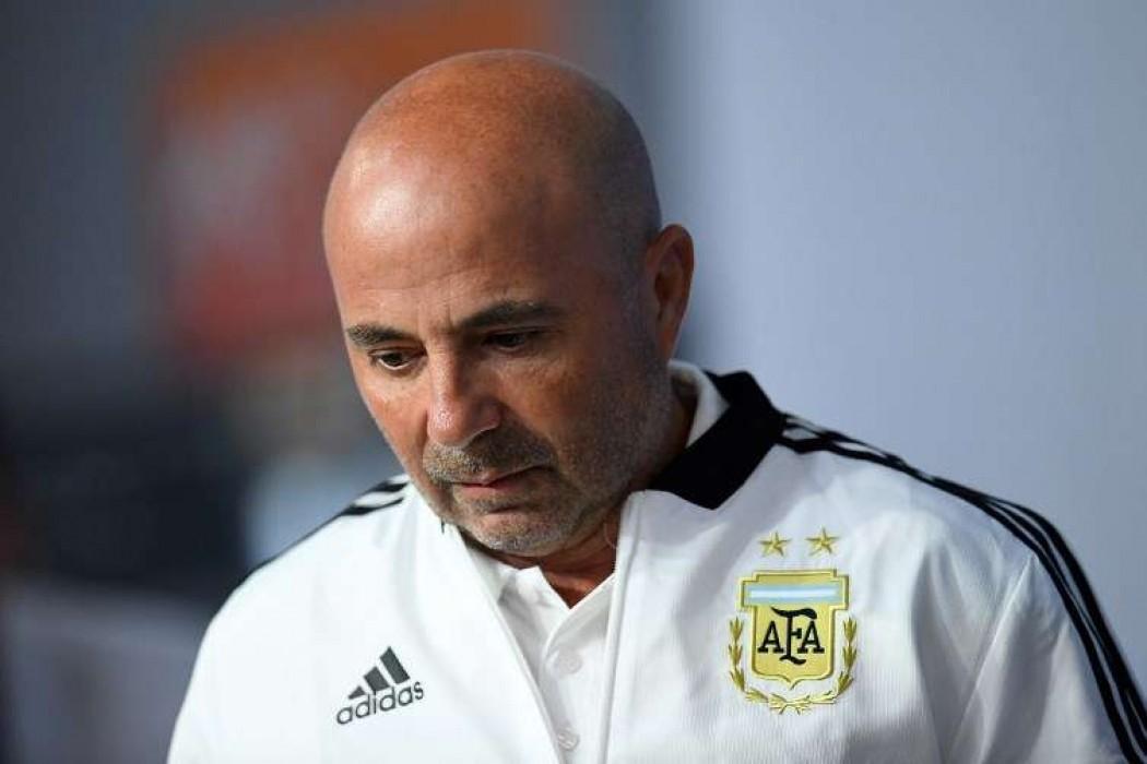 Sampaoli acordó su salida de la selección argentina — Noticias | Del Sol 99.5 en el Mundial Rusia 2018