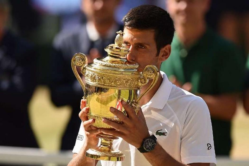Djokovic ganó su cuarto Wimbledon — 180.com.uy | Del Sol 99.5 en el Mundial Rusia 2018