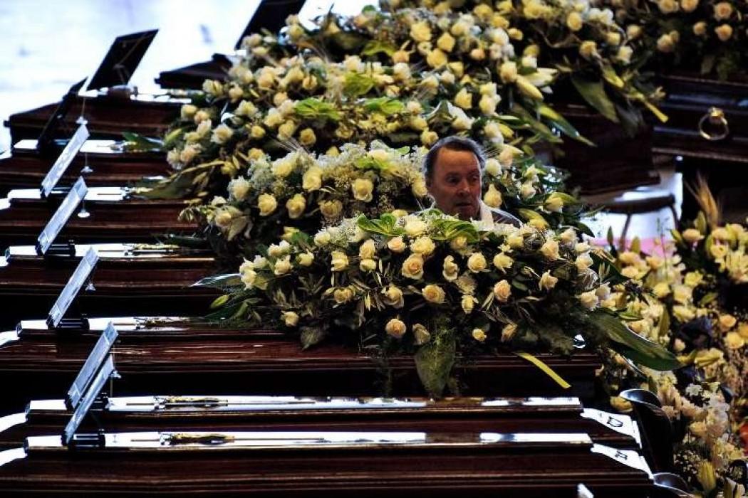 Funerales de Estado en Génova por las víctimas del puente derrumbado — 180.com.uy | Del Sol 99.5 en el Mundial Rusia 2018