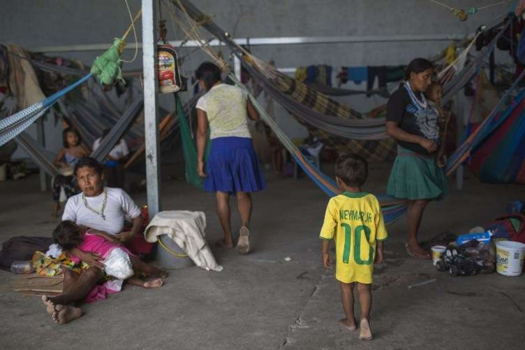 Tensión migratoria por la situación en Venezuela — 180.com.uy | Del Sol 99.5 en el Mundial Rusia 2018