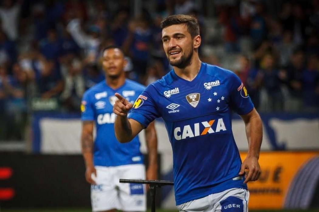De Arrascaeta le dio la sexta Copa de Brasil a Cruzeiro — 180.com.uy   Del Sol 99.5 en el Mundial Rusia 2018