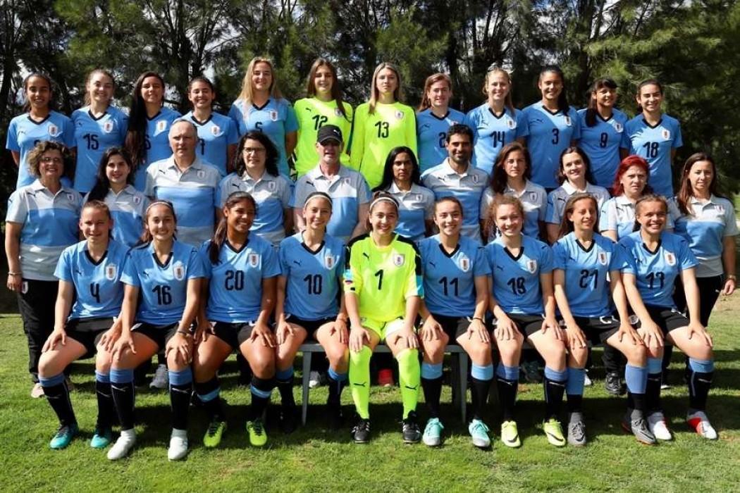 Comienza el Mundial Femenino Sub17 en Uruguay — 180.com.uy | Del Sol 99.5 en el Mundial Rusia 2018