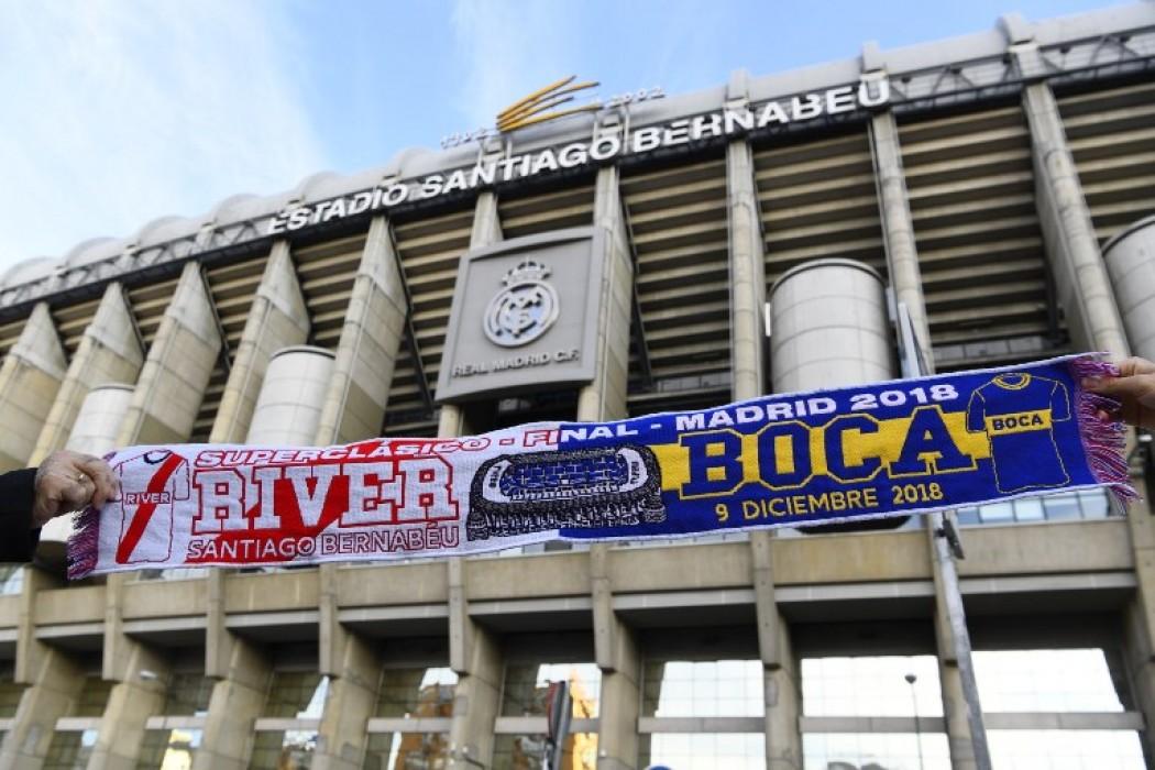 River y Boca buscan la Copa en un Madrid blindado — 180.com.uy   Del Sol 99.5 en el Mundial Rusia 2018