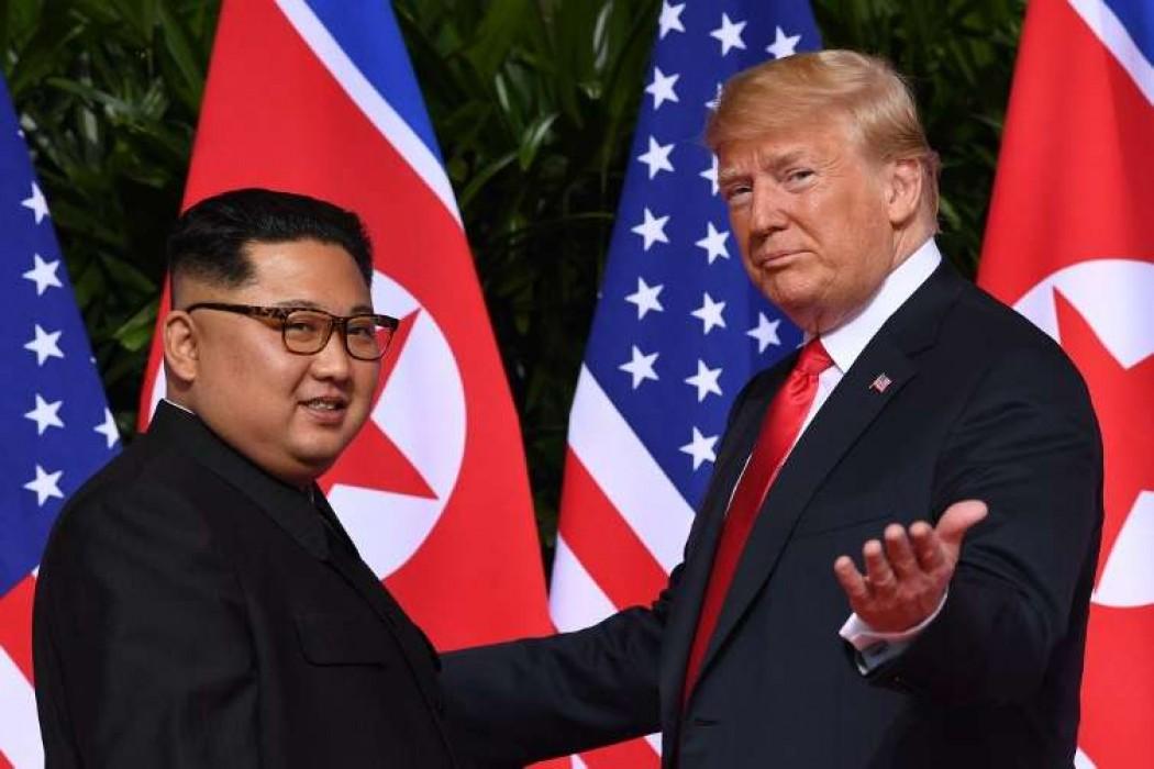 Trump y Kim se reunirán en nueva cumbre en febrero — 180.com.uy | Del Sol 99.5 en el Mundial Rusia 2018