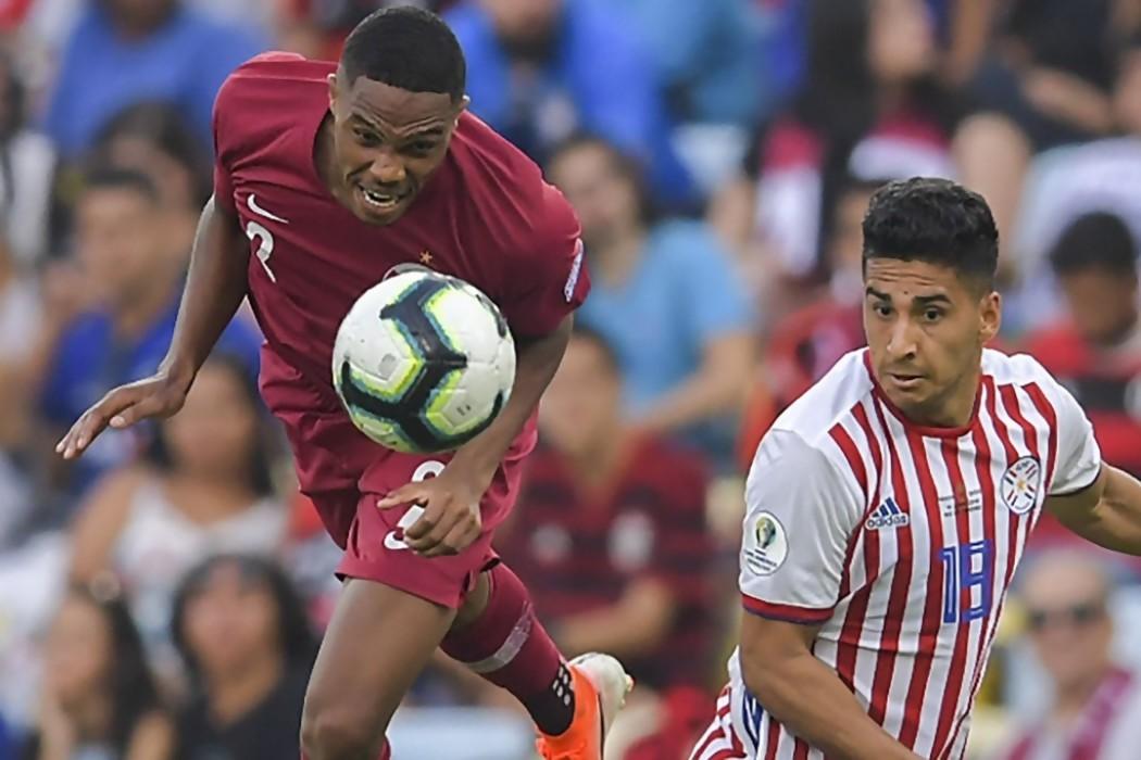 Catar dio la sorpresa al empatar de atrás con Paraguay — 180   Del Sol 99.5 en el la Copa América 2019