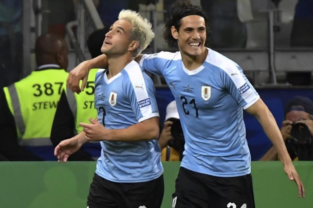 Uruguay debutó con goleada en la Copa América — 180 | Del Sol 99.5 en el la Copa América 2019
