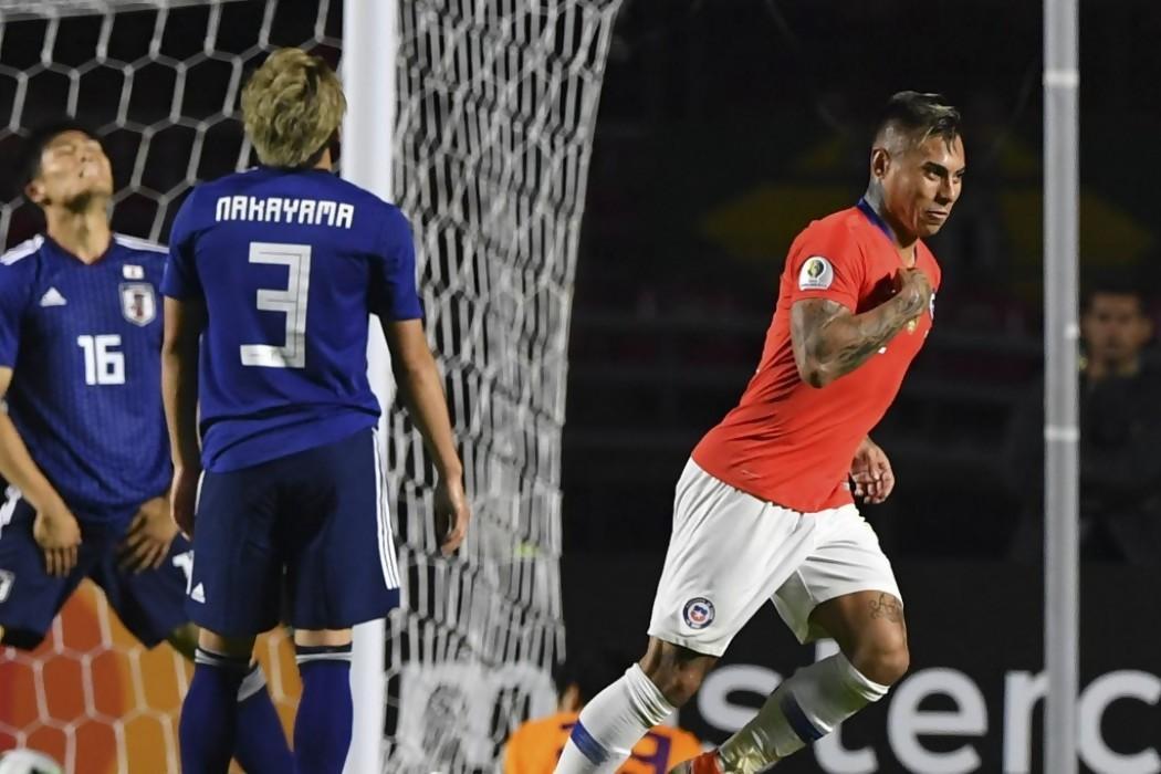 Chile también goleó en su debut — 180 | Del Sol 99.5 en el la Copa América 2019
