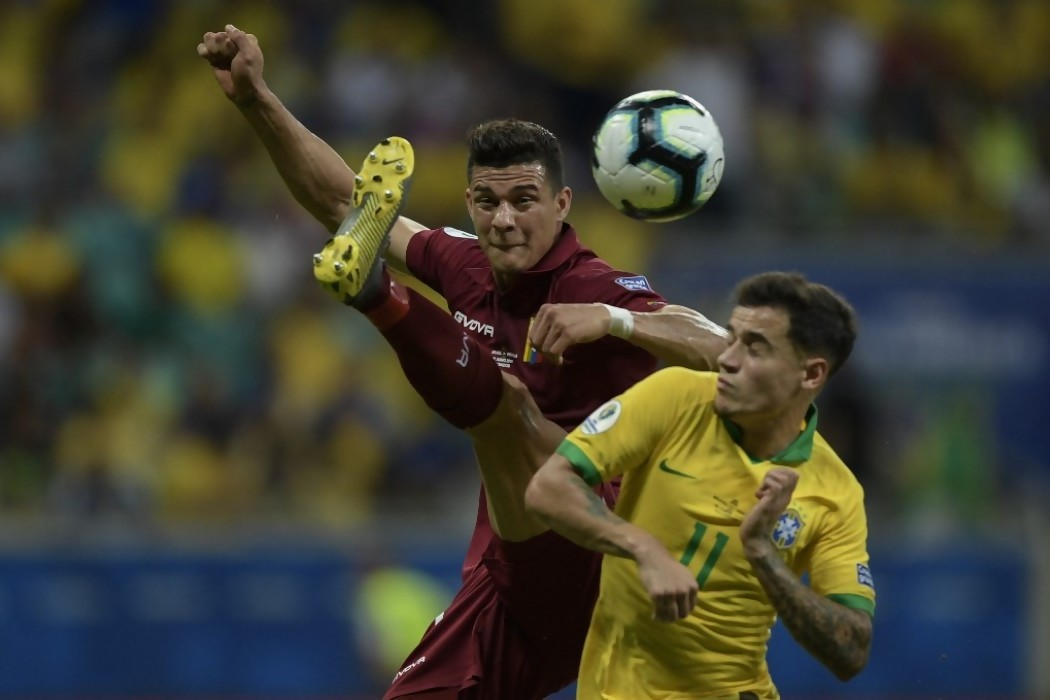 Venezuela y el VAR frenan al favorito Brasil — 180 | Del Sol 99.5 en el la Copa América 2019